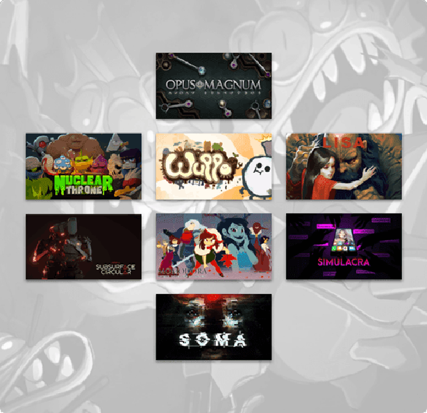 humble overwhelmingly positive bundle 2 debut games for linux mac windows