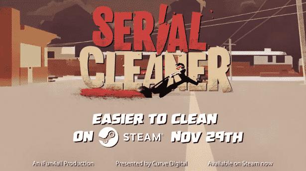 serial cleaner gets easier to clean on linux mac windows