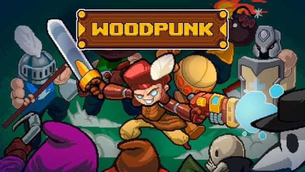 woodpunk a challenging roguelike shooter coming to linux and mac