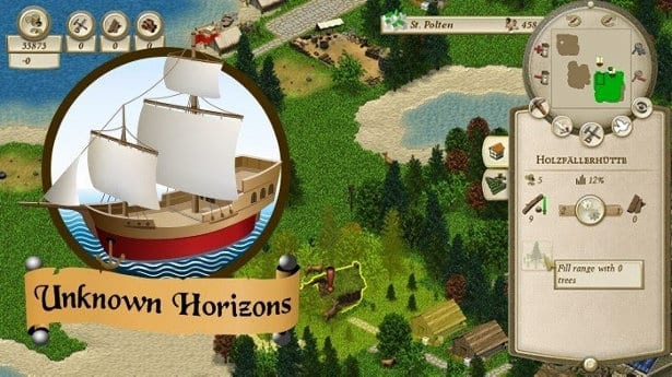unknown horizons sim developers seek linux games support