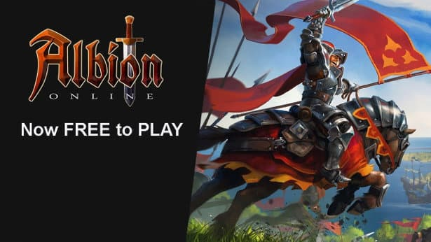 albion online sandbox mmo is now free to play linux mac windows pc games