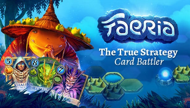 chronicles of gagana new expansion for faeria in linux mac windows pc games