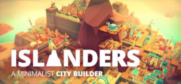 islanders city builder strategy support linux windows games