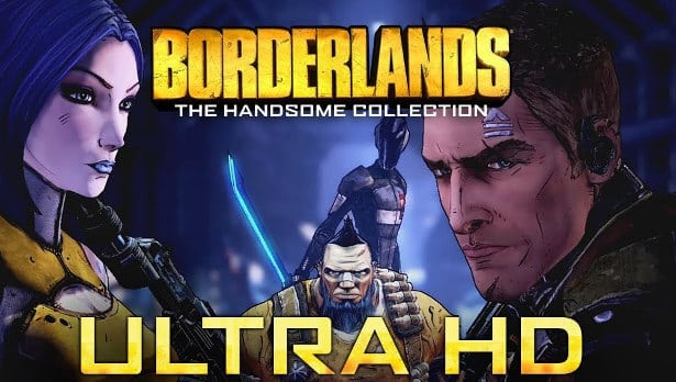 ultra hd texture pack coming to borderlands in linux mac windows games