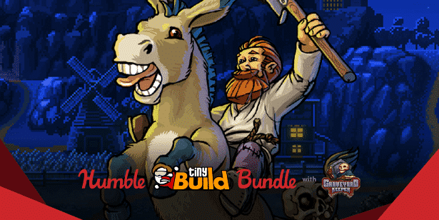 humble tinybuild bundle comes well stocked with linux mac windows pc games
