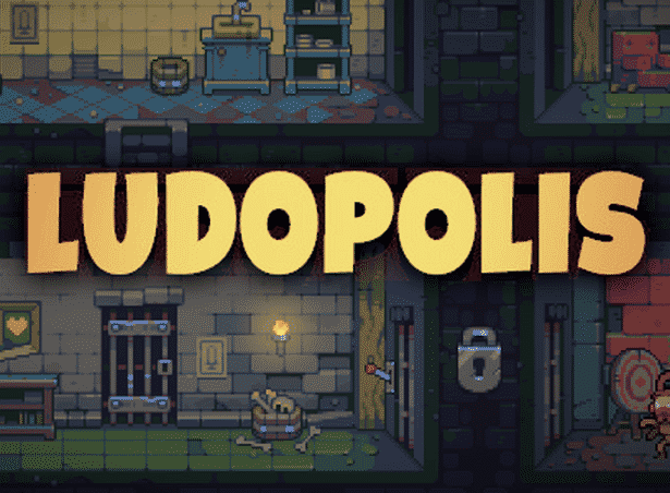 Ludopolis dungeon crawler on Indiegogo