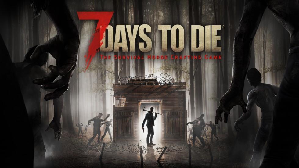 7 days to die v13.6 [Linux]