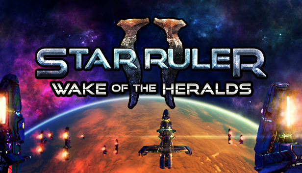Star Ruler 2 + Wake of the Heralds (DLC) - GOG [Linux]