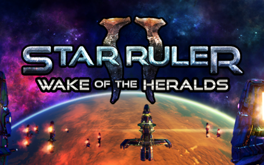 Star Ruler 2 + Wake of the Heralds (DLC) – GOG [Linux]
