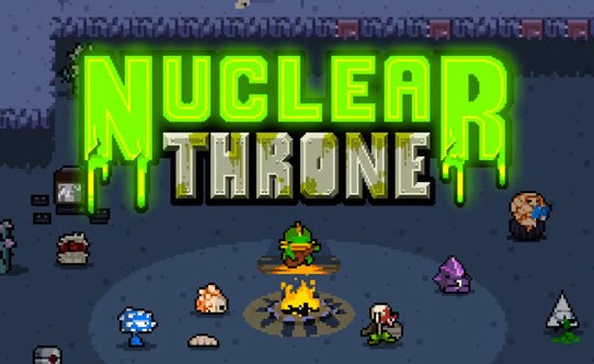 Nuclear Throne x86 [Linux]