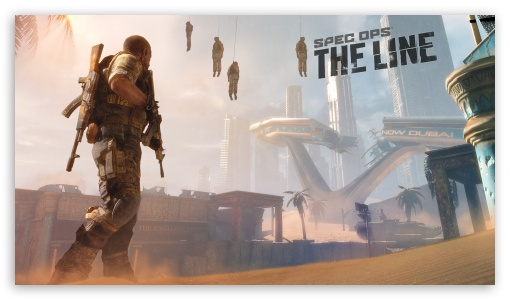 Spec Ops The Line MAC Free Download
