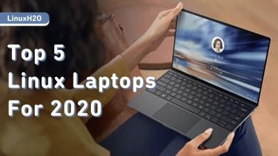 Best 5 Linux laptops