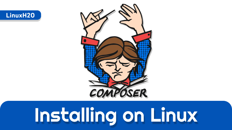 how to install composer on linux