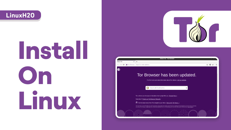 Install tor on linux