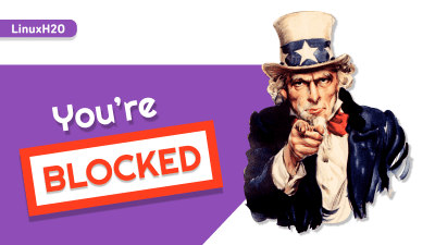 Block websites on Linux