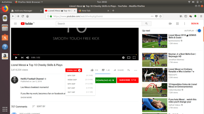 Best Video Downloaders For Firefox Linux Hint
