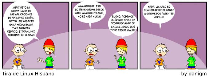 applevsgnome