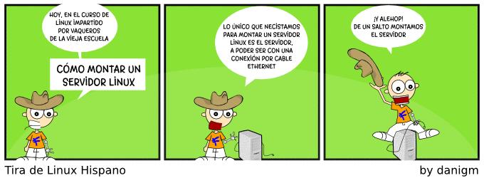 montarservidor