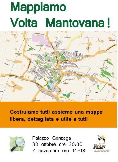 Manifesto Mapping Volta Mantovana