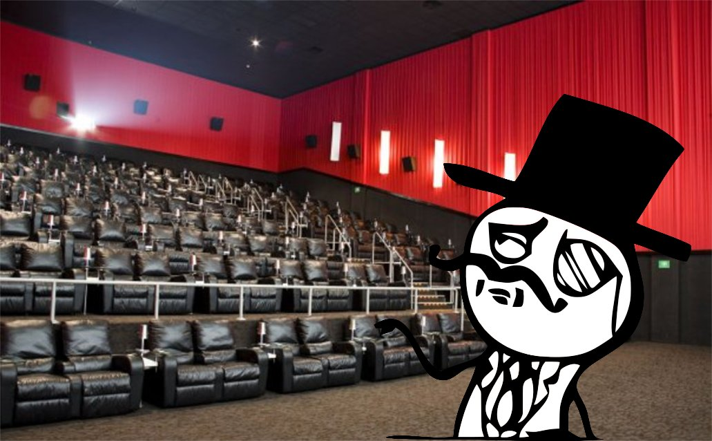 Cinemex Platino Mexico VIP