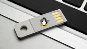 Installing Linux on a Macintosh via USB stick