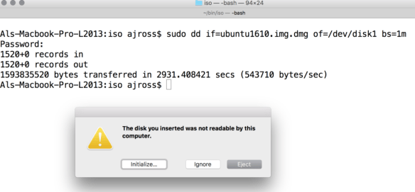 How to put a Linux ISO onto a USB stick and make it bootable on a