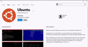 Ubuntu is Available Now in the Windows Store