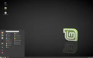 Linux Mint Cinnamon (18.3)