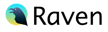 Raven RSS reader logo