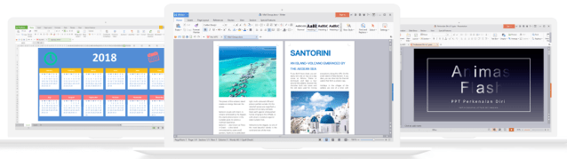 WPS Office Carousel