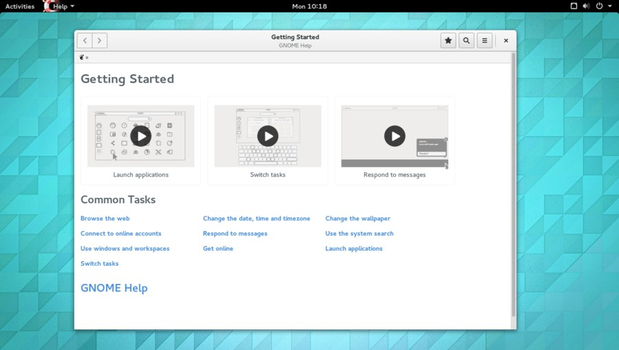 Gnome 3 14 : Video Review and Screenshot Tours - Linux Scoop
