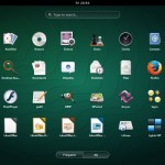 OpenSUSE 13.2 GNOME - Activities 1