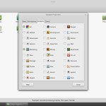 Linux Mint 17_1 Cinnamon : nemo file manager - emblems