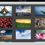 Elementary OS 0.3 Freya Beta 2 : Picture Manager