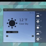 Ubuntu Gnome 15.04 Beta 1 - Gnome Weather