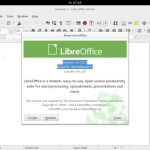 Ubuntu Gnome 15.04 Beta 1 - LibreOffice Suite