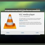 Ubuntu MATE 15.05 Beta 1 - VLC media player