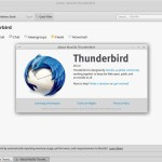 Linux Mint 17.3 MATE - Thunderbird