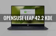 What's New in OpenSUSE Leap 42.2 KDE Edition