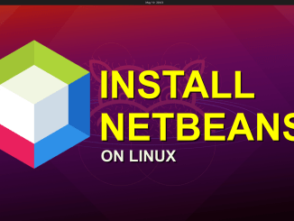 How-to-Install-Netbeans-IDE-on-Ubuntu-and-other-Linux