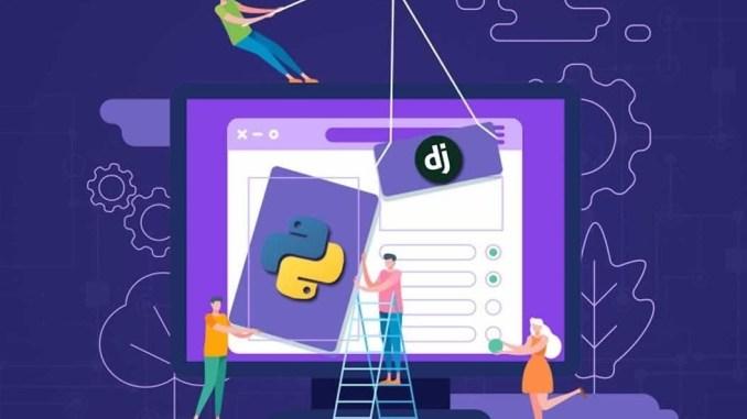 Install Django Python Framework from Rocky Linux 8