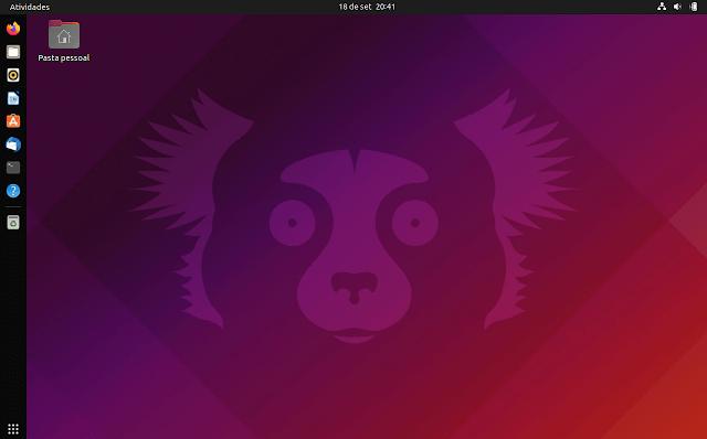 ubuntu 21.10 official wallpaper