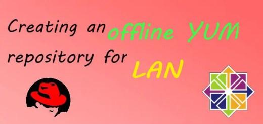 offline yum