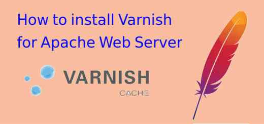 install varnish