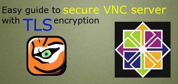 secure vnc server