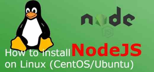 install nodejs