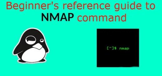 nmap command