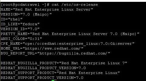 check Linux kernel