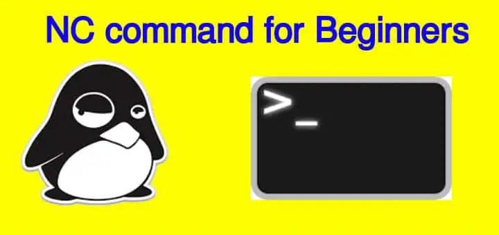 nc command