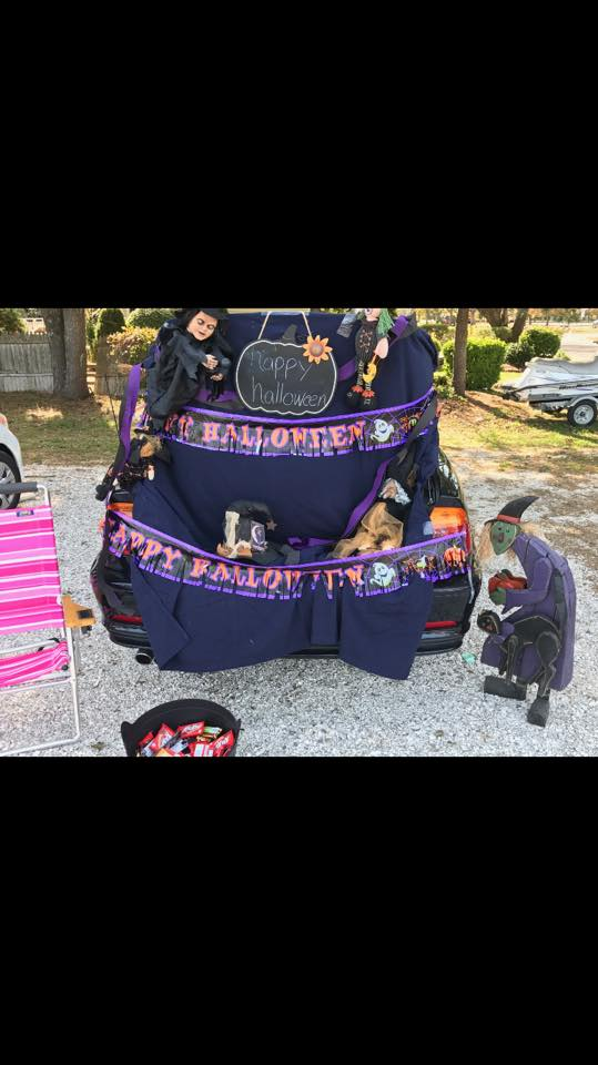 Linwood Trunk or Treat